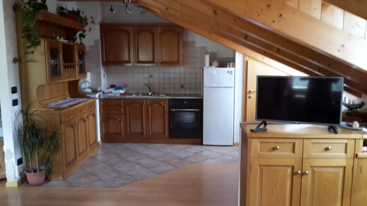 Casa Con Giardino In Val Di Fiemme Appartamento In