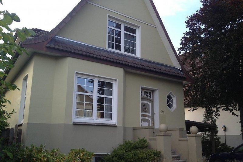 Kleines Lotsenhaus in Cuxhaven-Döse