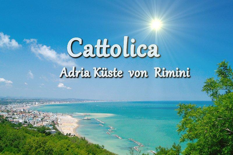 Die Stadt Cattolica