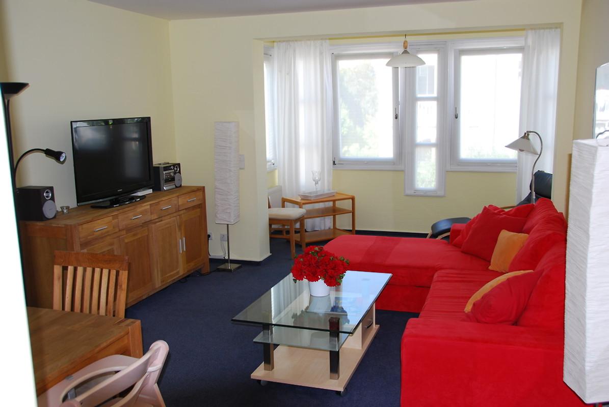 ferienwohnung putbus haus concordia ferienwohnung in binz mieten. Black Bedroom Furniture Sets. Home Design Ideas