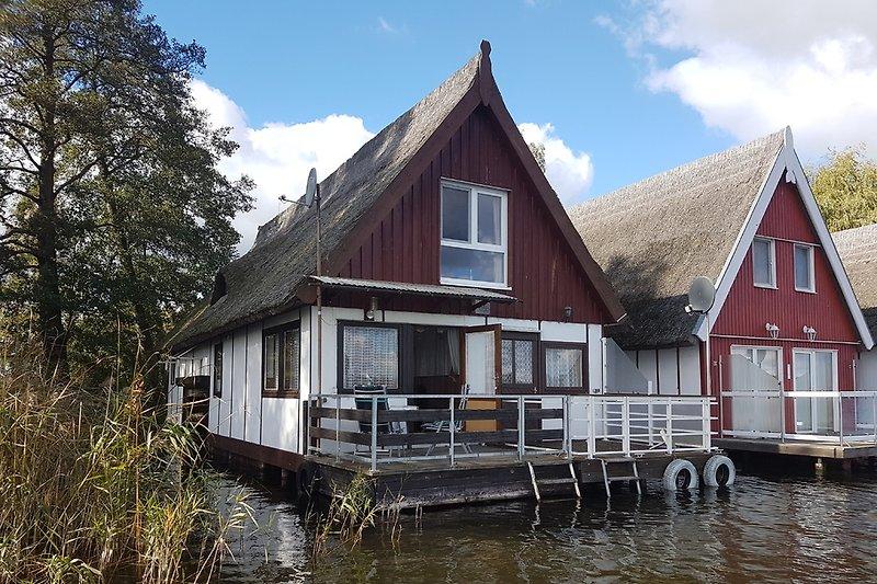 Bootshaus Seeseite