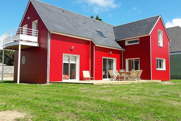Maison Rouge de Denneville à Denneville-Plage - Image 1