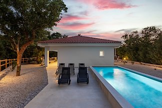 Villa Ivan mit beheiztem Pool