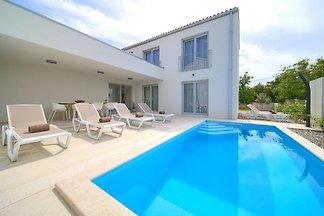 Villa Terra mit beheiztem Pool