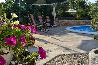 Appartement Vacances avec la famille Sveti Vid Dobrinjski