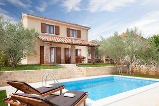 Romantique Villa Rustica avec piscine