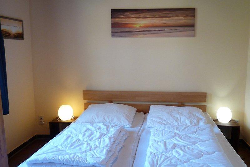 Schlafzimmer EG Seeseite