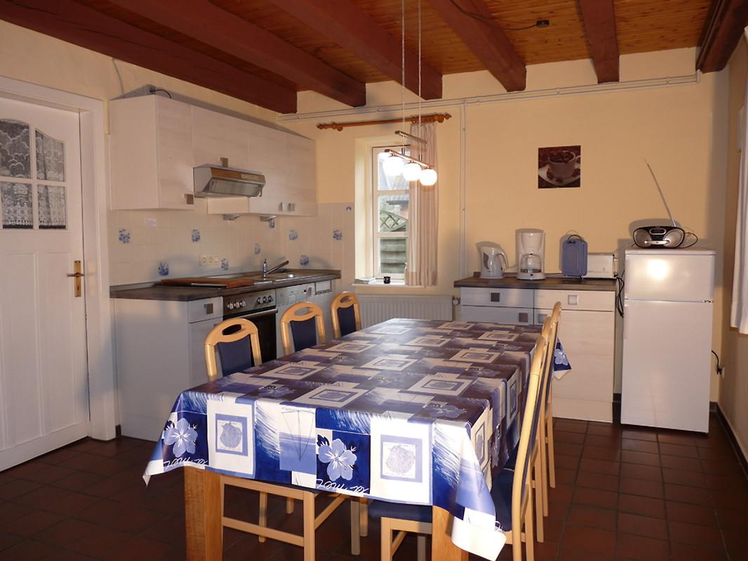 Achtern Diek 19 - Ferienhaus in Otterndorf mieten