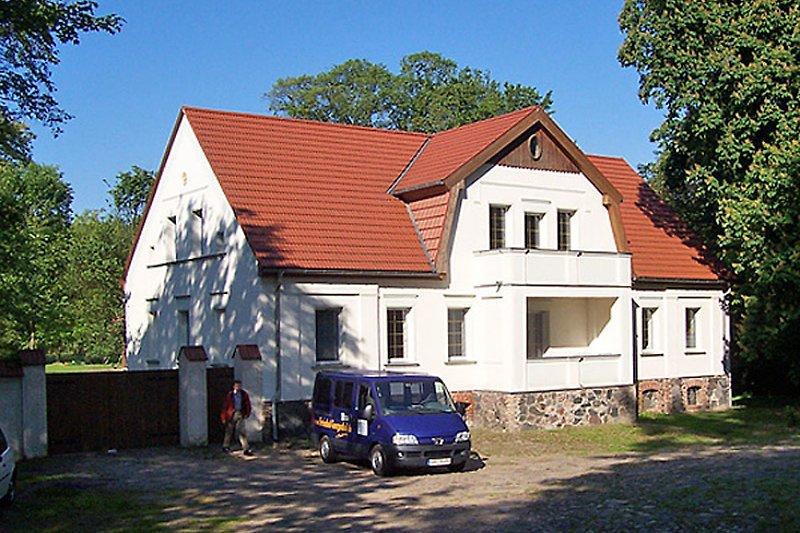 Haupthaus (Fewo4 und 5)