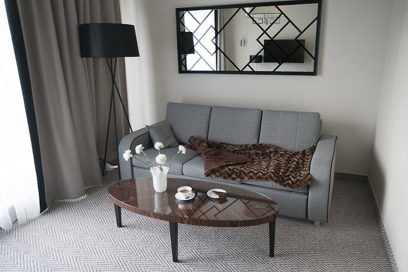 suite 328 50 m vom meer ferienwohnung in kolberg mieten. Black Bedroom Furniture Sets. Home Design Ideas
