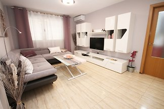 Moderno appartamento al piano terra