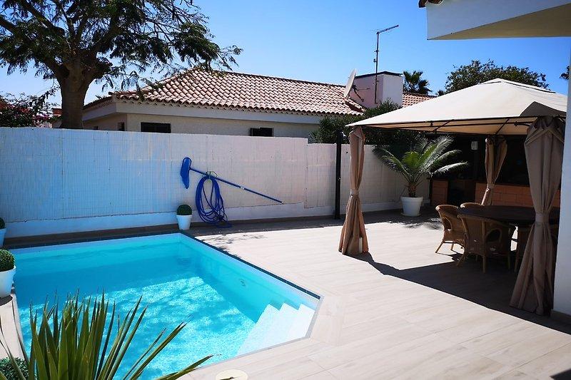 Terrasse / Pool