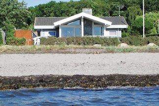 Luksusferienhaus 30 m zum Strand