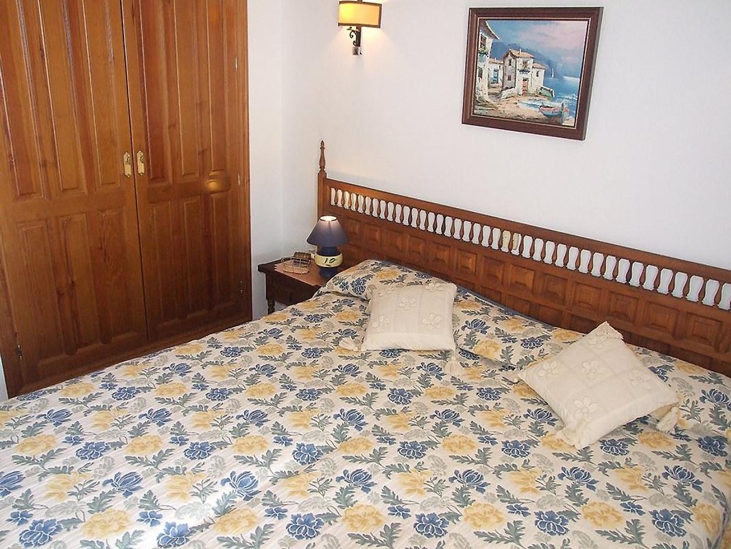 Haus viena ferienwohnung in torre del mar mieten - Wandschrank schlafzimmer ...