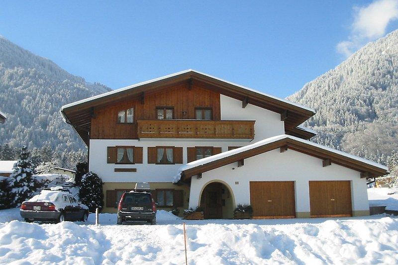 Haus Ost Winter