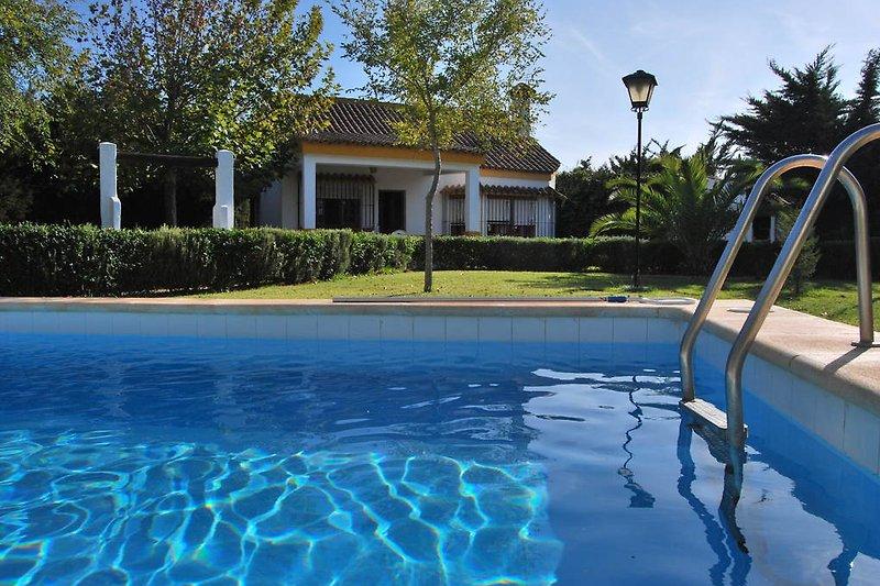 Herzlich Willkommen im Villa El Cortijo Andaluz, Welcome to Villa El Cortijo Andaluz