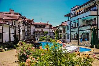 Appartement Vacances avec la famille Sveti Vlas