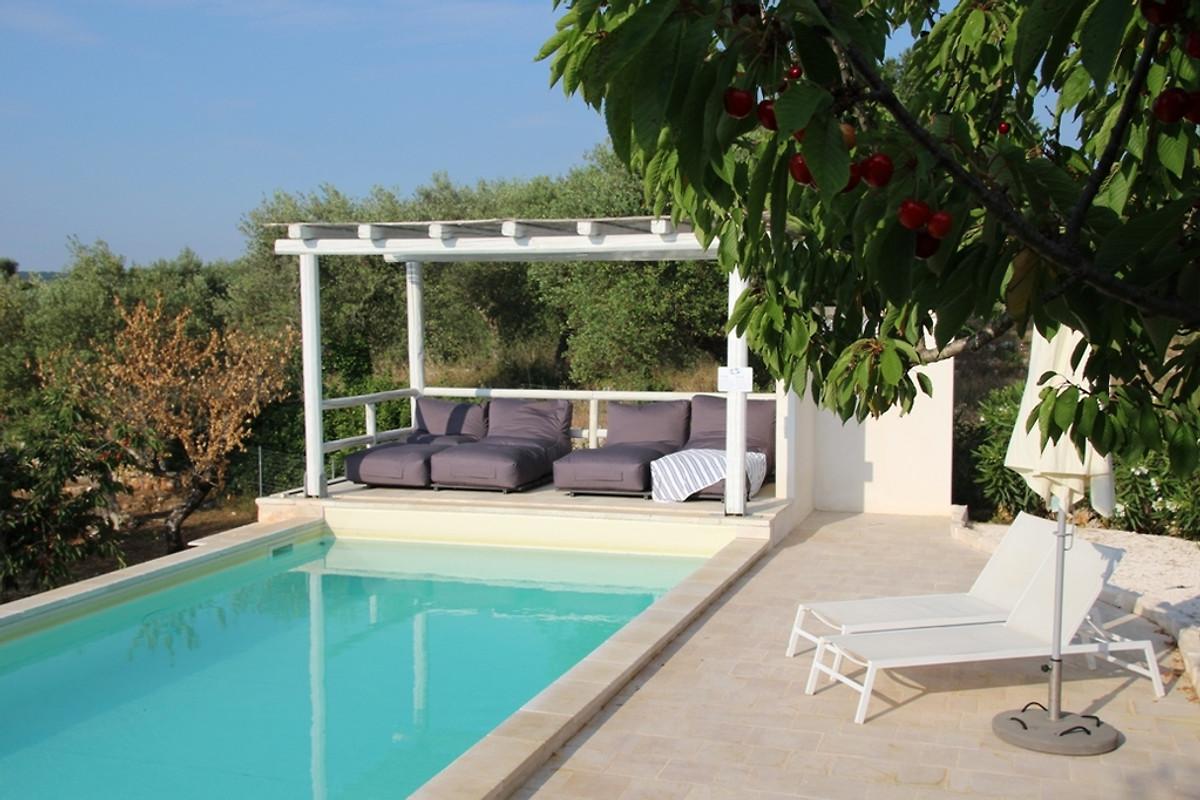 Indoor pool grotte  Trullo Fanelli - Appartment Albero - Ferienwohnung in Castellana ...