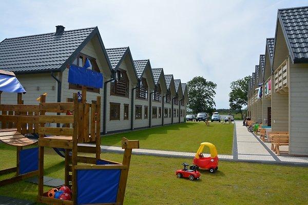 Ferienhäuser G2-120m vom Strand in Grzybowo - Bild 1