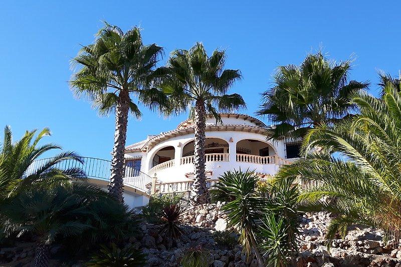 Casa Geryque im mediteranen Garten