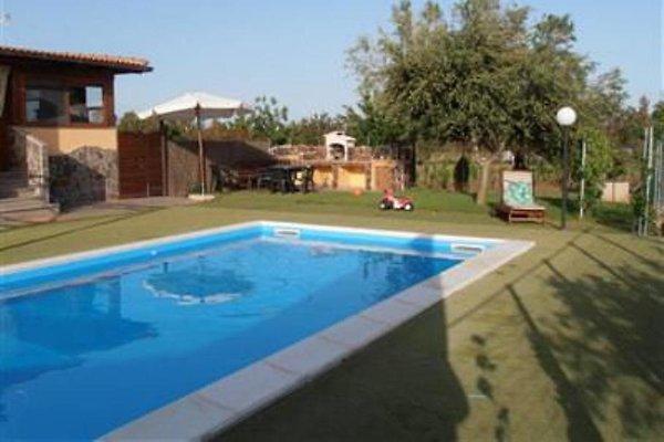 MARY VILLA mit Pool und Garten in Alghero - Bild 1