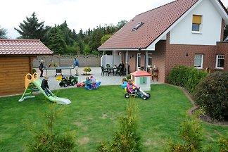 Wermes Ferienhaus am Dankern-See