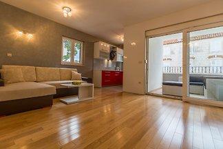 Makarska appartamento City (A2 + 2)