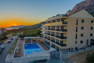 Makarska Appartement de luxe (A4 + 2)