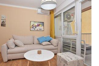 Makarska Apartment Medak (A4+2)