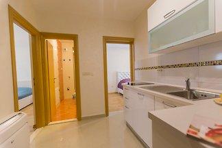 Makarska Apartment City (A4)