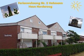 Haus Norderoog Nr. 2 Fam. Hohmann