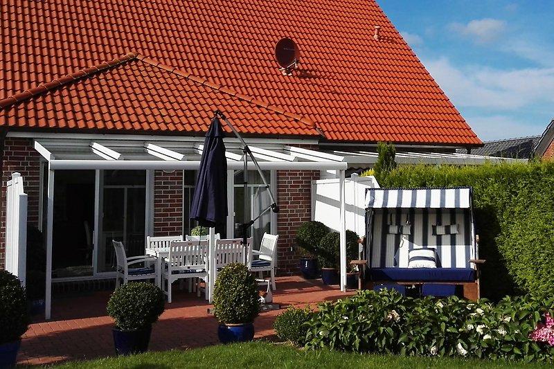 Luxus Ferienhaus Nordsee - 130 qm
