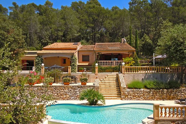 Villa in Lorgues Var Provence in Lorgues - Bild 1