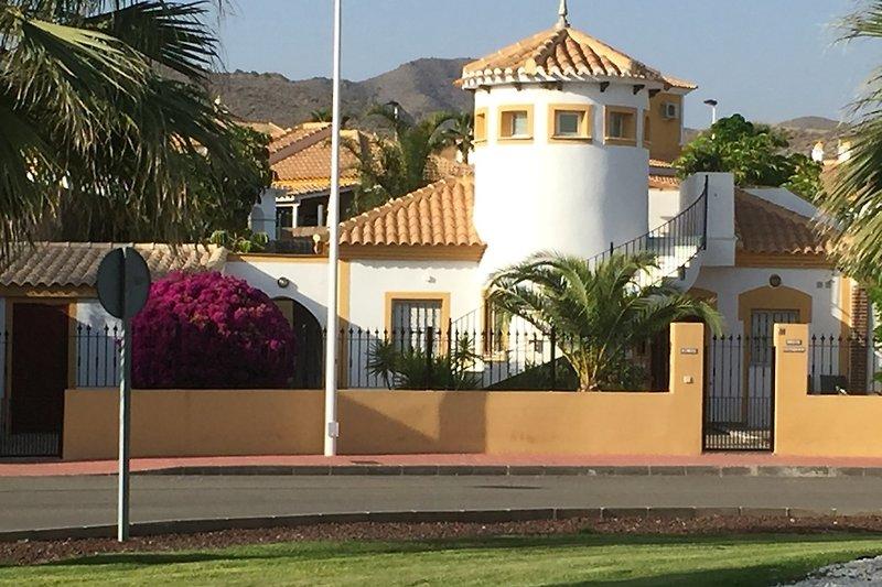 Casa Maravilla in ruhiger Lage mit schöner Aussicht.