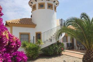 Casa Maravilla aan de Costa Calida