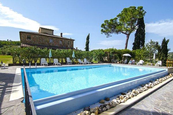 Swimming Pool und Ferienanlage