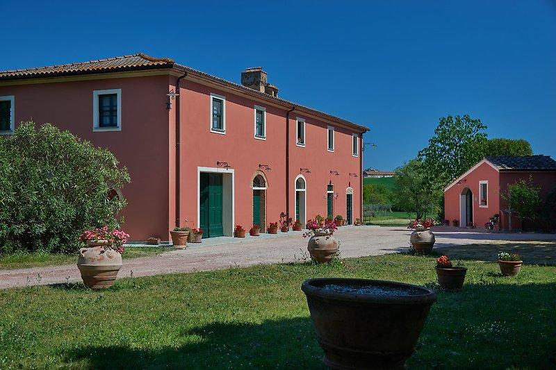 Villa Rossa in Casciana Terme - Bild 2