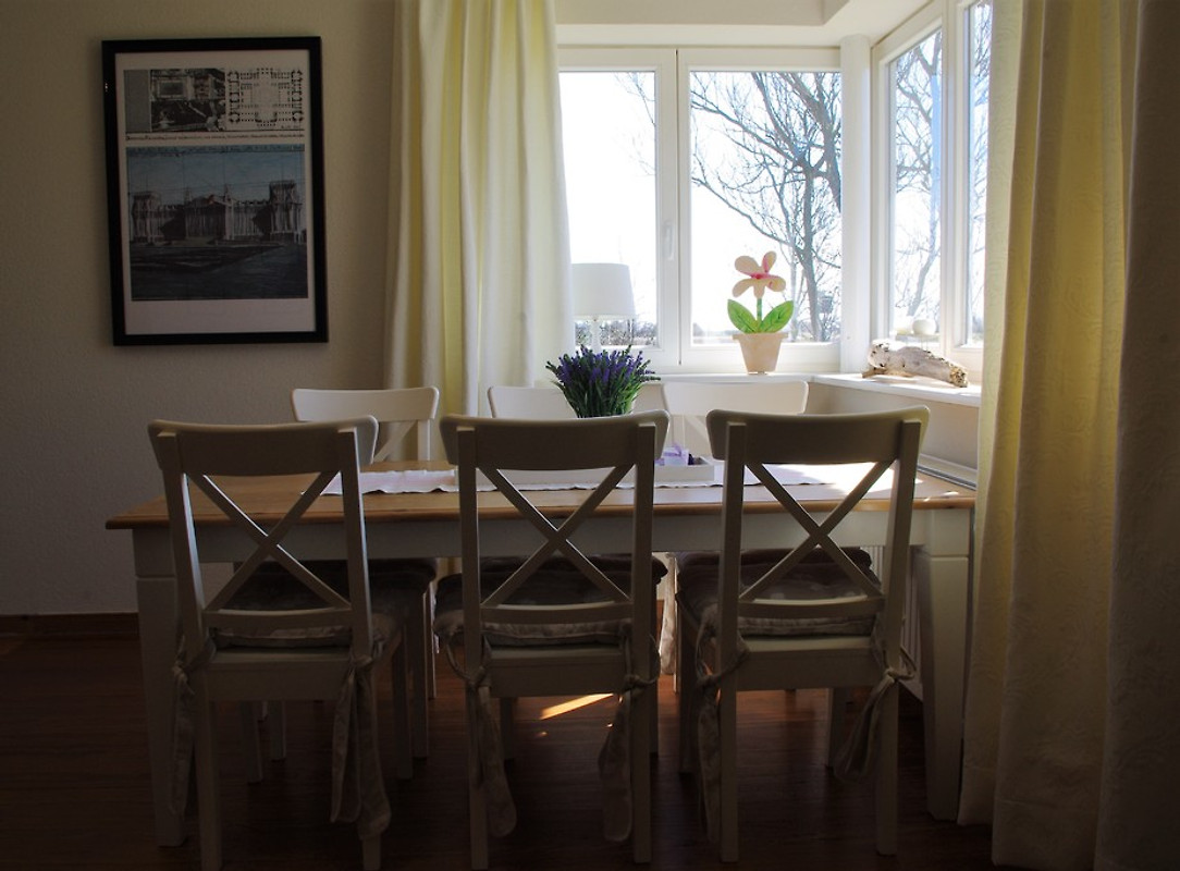 ferienhaus deichsonne ferienhaus in vollerwiek mieten. Black Bedroom Furniture Sets. Home Design Ideas