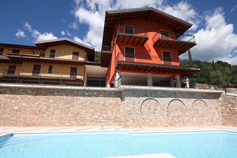 Residencia Albatros- Bogliaco Golf en Toscolano Maderno - imágen 2