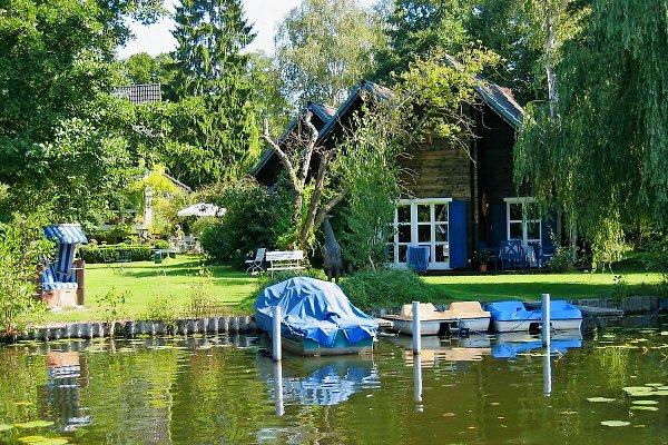 Ferienhäuser Küsterwiesen Haus 1-3
