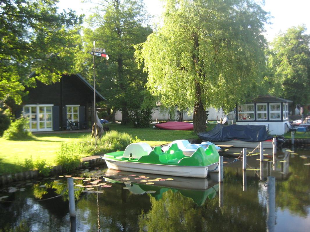 Maison de vacances friedrichshagen maison de vacances friedrichshagen louer - Maison jardin berlin ...