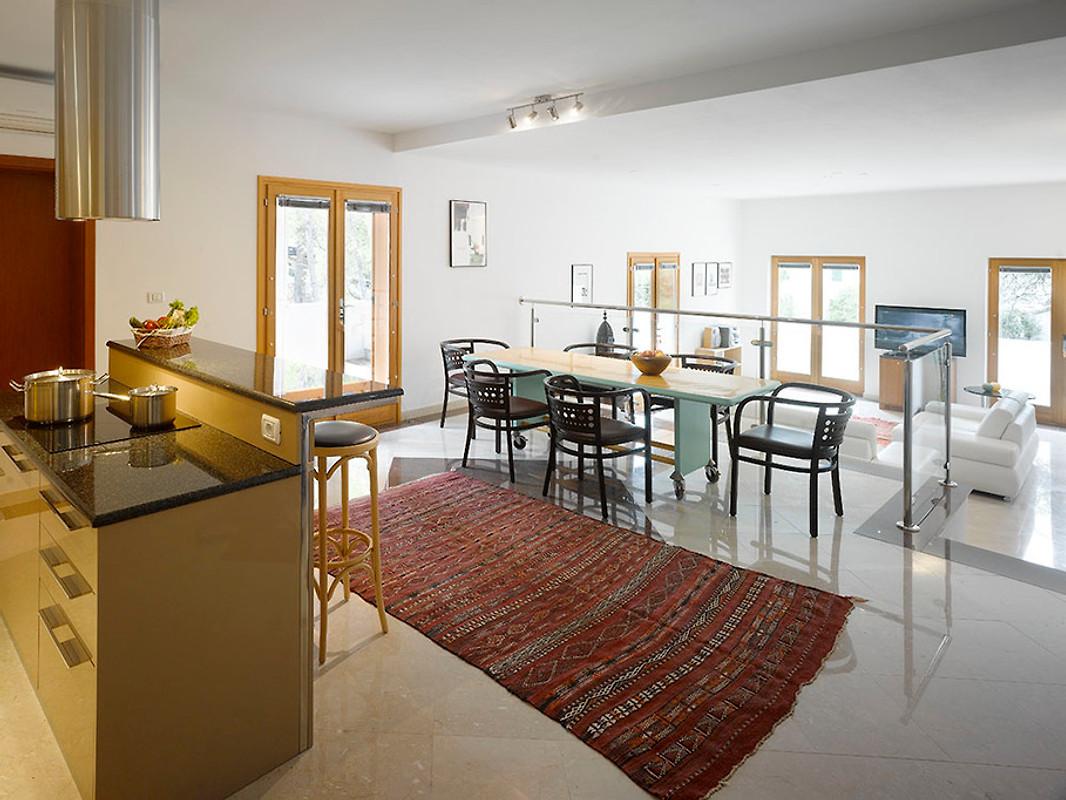 Villa azzurro vakantiehuis in roga huren - Kleedkamer suite badkamer kleedkamer ...