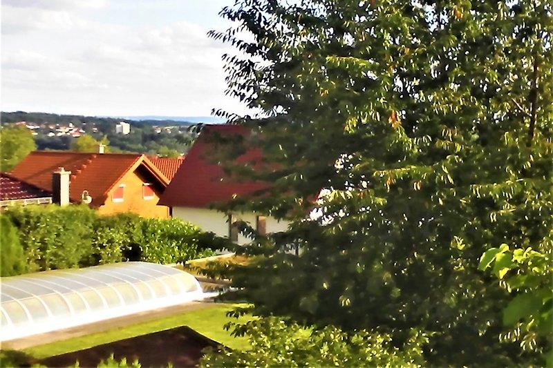 Aussicht Balkon OG