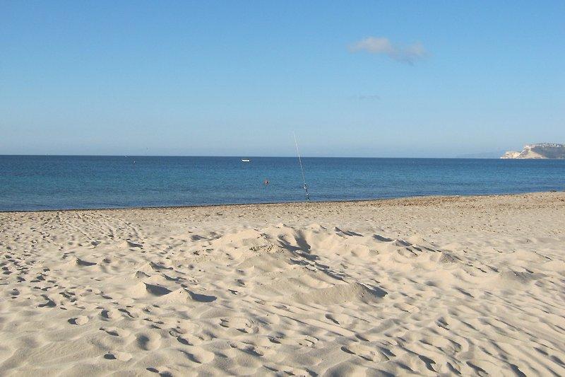 spiaggia   Poetto Cagliari