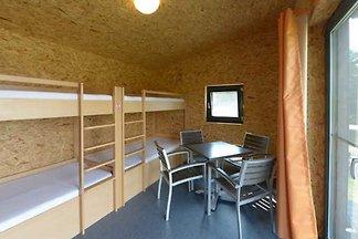 Campinghütte bis 4 Personen