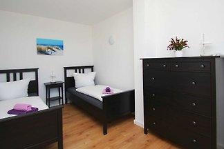 B 02: 66 m², 3-Raum, 4 Pers.