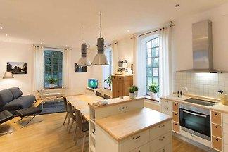 LokoMotel-Wohnung mit 165 m² Wohnfläche