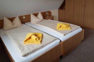 Apartment mit Aufbettung für max. 4 Personen