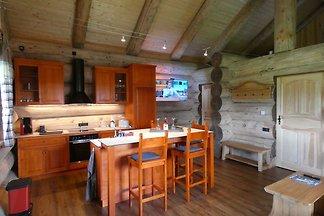 Log Cabins Naturstammhaus - Ferienhaus Rügen...