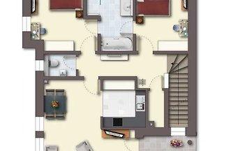 Liz - im Obergeschoss
